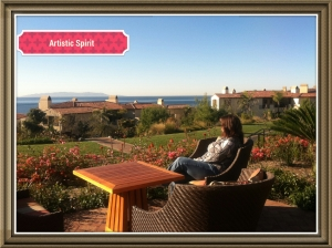 Pondering my career - Pic taken at Terranea Resort (Rancho Palos Verdes, CA)
