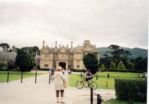 Muckross House - front view