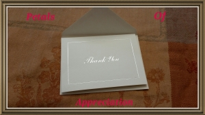 #PetalsOfAppreciation