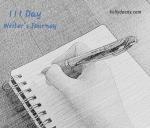 #111DayWritersJourney